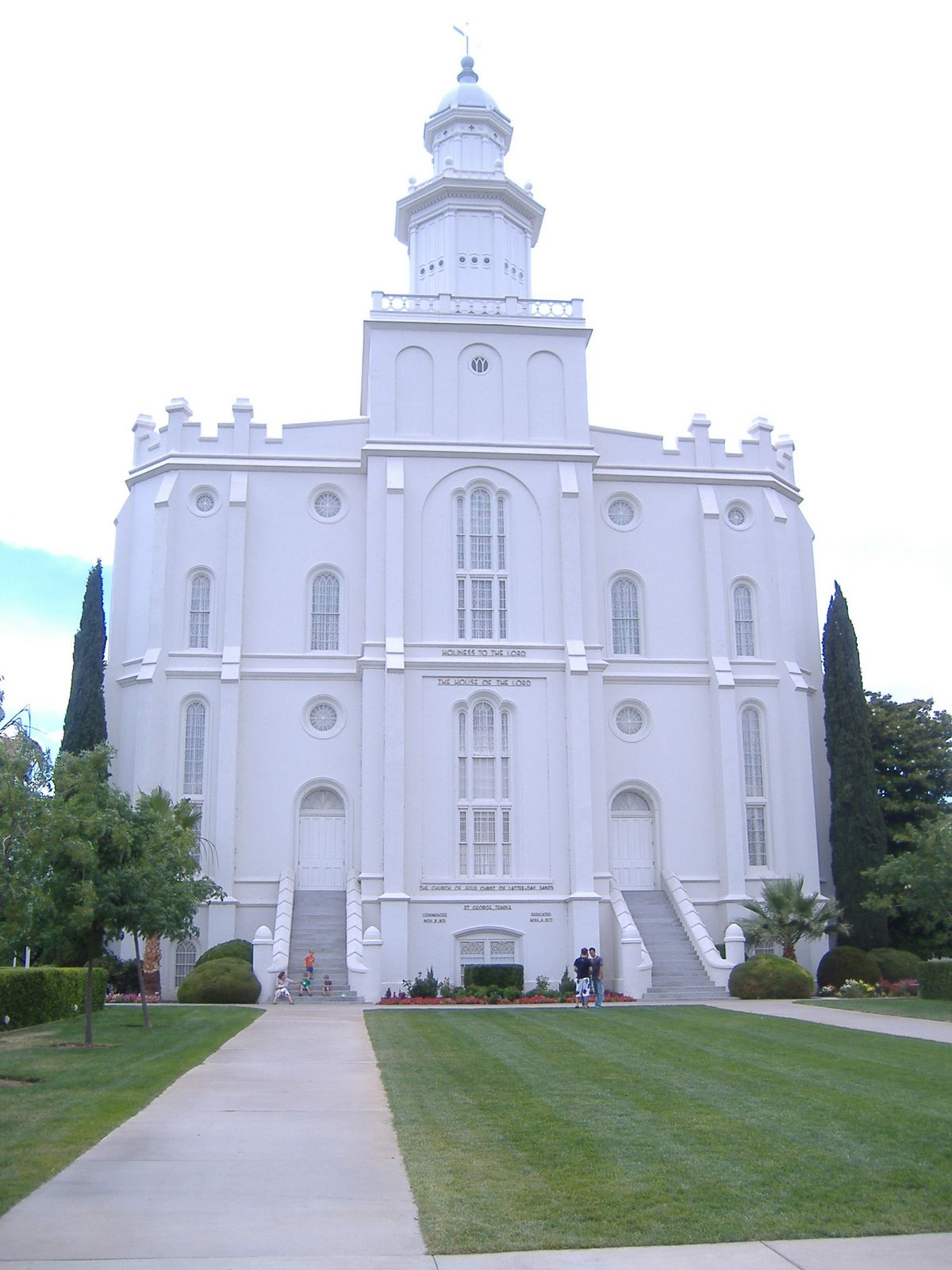 Saint George Temple
